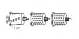 Tambores para ralador multiusos HANDY, 3 pcs