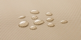 Place mat PURITY FLAIR 45x32 cm, almond