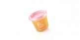 Contenedor PAPU PAPI 150 ml, 2 pzs, rosa