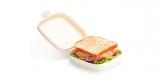Caixa saudável p/ sanduíche DINO