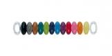 Party kroužek UNO_VINO, 12 barev