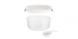 Tacho para arroz PURITY MicroWave