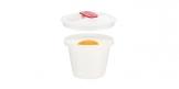 Recipientes p/ ovos cozidos PURITY MicroWave, 2 pcs
