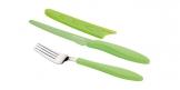 Antiadhézny nôž jedálenský a vidlička PRESTO TONE