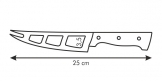Cheese knife HOME PROFI, 15 cm