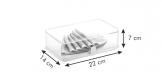 Caixa saudável para frigorífico PURITY 22x14 cm