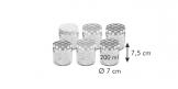 Preserving jars DELLA CASA 200 ml, 6 pcs