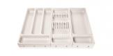 Cutlery tray FlexiSPACE 370x222 mm