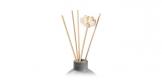 Decorative rattan stick FANCY HOME, flower