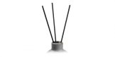 Sticks for scent diffusers FANCY HOME, 6 pcs, black