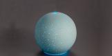 Керамическая ультразвуковая аромалампа FANCY HOME, Sphere