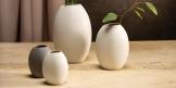 Vase FANCY HOME Stones 23 cm