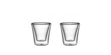 Двустенный стакан myDRINK 70 мл, 2 шт.