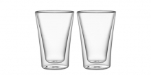 Double wall glass myDRINK 330 ml, 2 pcs