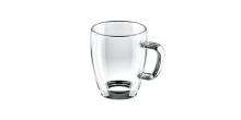 Mug in vetro 400 ml CREMA