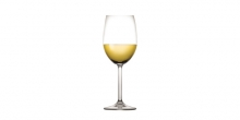 White wine glass CHARLIE 350 ml
