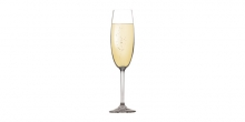 Champagne glasses CHARLIE 220 ml, 6 pcs
