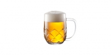 Small jug glass myBEER Lupulus