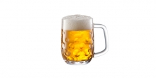 Small jug glass myBEER Salute!
