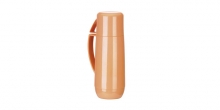 Vacuum flask FAMILY PASTEL with cup, 1.0 l