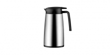 Vacuum flask with dispenser CONSTANT 1.2 l, stainless steel