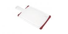 Tagliere rettangolare con manico COSMO, 35 x 18 cm