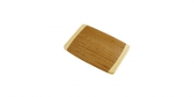 Chopping board BAMBOO, 26 x 16 cm