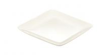 Dessert plate CREMA, 20x20 cm