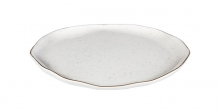 Dinner plate CHARMANT ø 26 cm, white