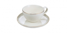 Espresso cup CHARMANT, with saucer