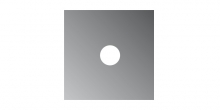 Защитная пластина для газовых плит PRESTO 27 x 27 см, 4 шт.