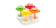 Canapé makers PRESTO Foodstyle, 4 shapes