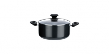 Casserole PRESTO with cover, 1.4 l, ø16 cm