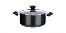 Casserole PRESTO with cover, 4.5 l, ø24 cm