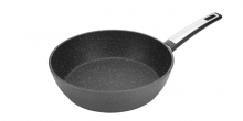 Deep frying pan i-PREMIUM Stone ø 28 cm
