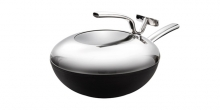 Wok PRESIDENT ø 30 cm, with cover