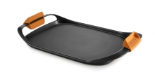 Smooth grilling pan SmartCLICK 42 x 28 cm