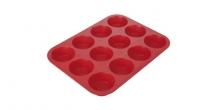 Teglia - 12 muffins TOP SILICONE