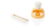 Forma ciambelle con pinza per intingerle DELÍCIA