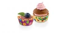Muffin-Minikörbchen DELÍCIA ø 4 cm, 100 St., für Kinder