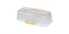 Porta torte con tavoletta refrigerante DELÍCIA 36x18 cm