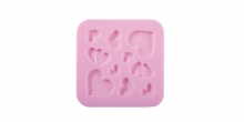 Silicone moulds DELÍCIA DECO, little hearts