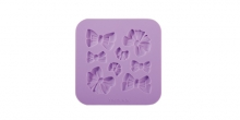 Silicone moulds DELÍCIA DECO, little bows