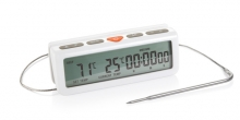 Digital oven thermometer ACCURA, with timer