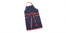 Cooking apron PRESTO DENIM, for her