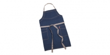 Cooking apron PRESTO DENIM, for him