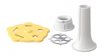 Accessories for meat grinder HANDY, cookie maker and sausage stuffer