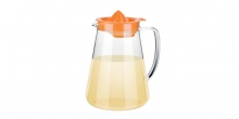 Pitcher TEO 2.5 l, with juicer