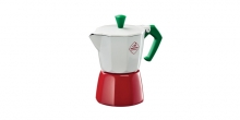 Coffee maker PALOMA Tricolore, 3 cups