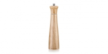 Pepper/salt mill VIRGO WOOD 28 cm
